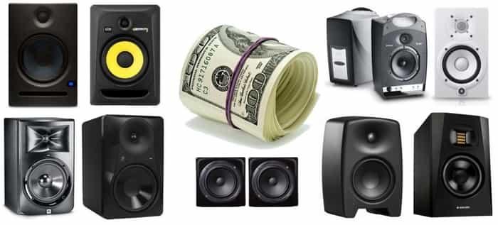 Price of speakers