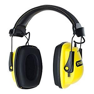 (Best Radio Headphones For Lawn Mowing) Stanley RST-63011