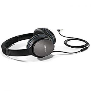 Bose QuietComfort 25 (Best Headphones for Airplane )
